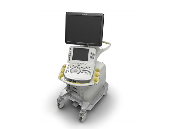 写真:腹部超音波検査